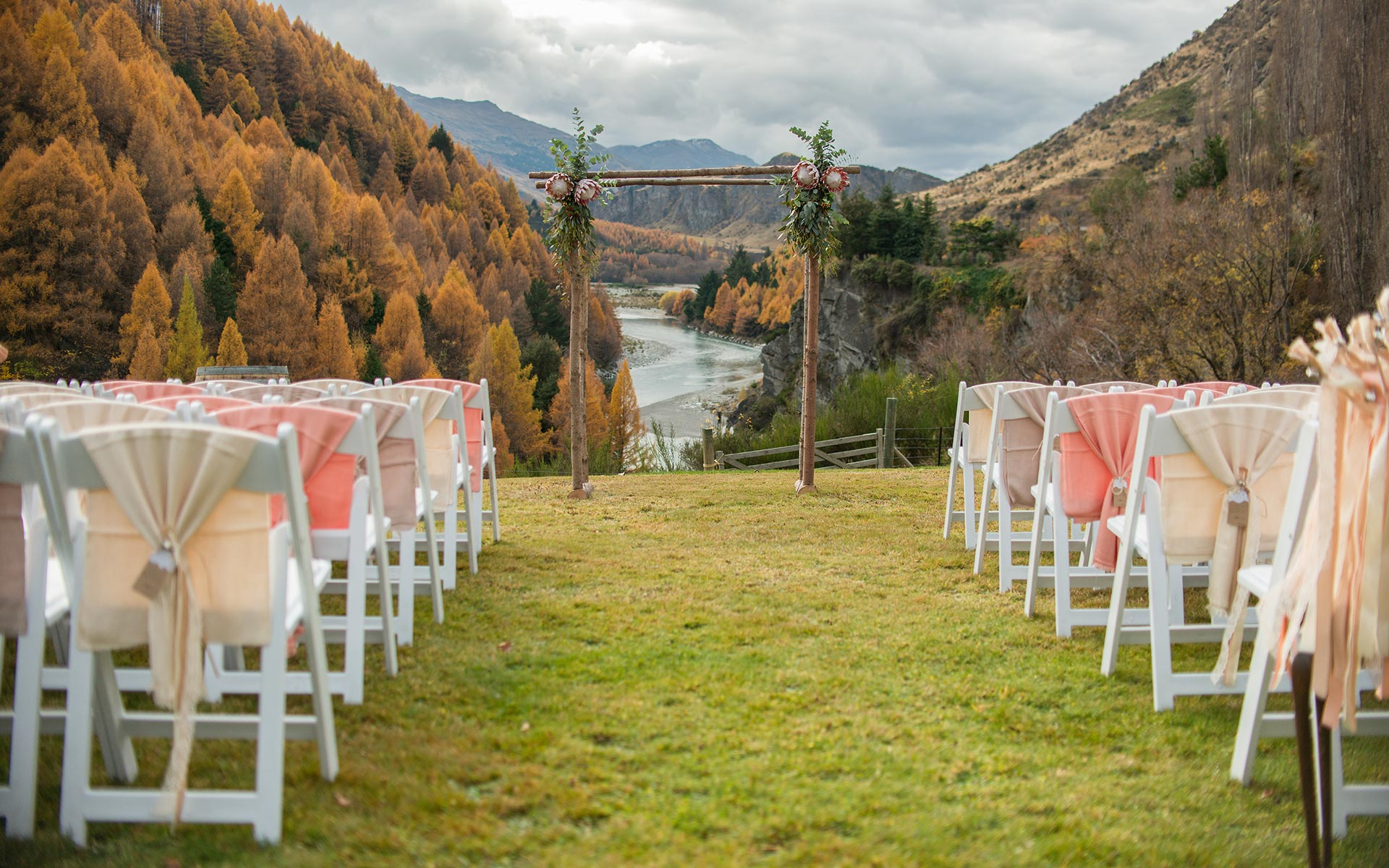 Services queenstown wedding hire junglespirit Image collections