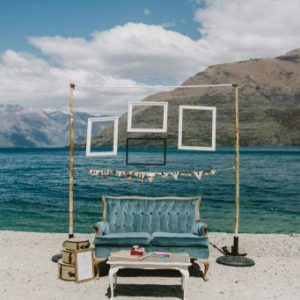 Photo Booth Frames | Queenstown Wedding Hire