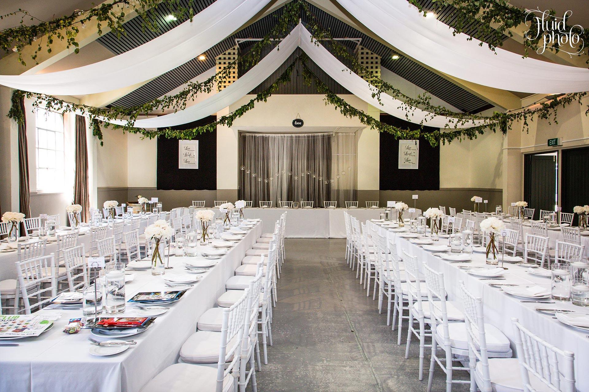 Kate & Pete's Secret Garden Wedding + Review