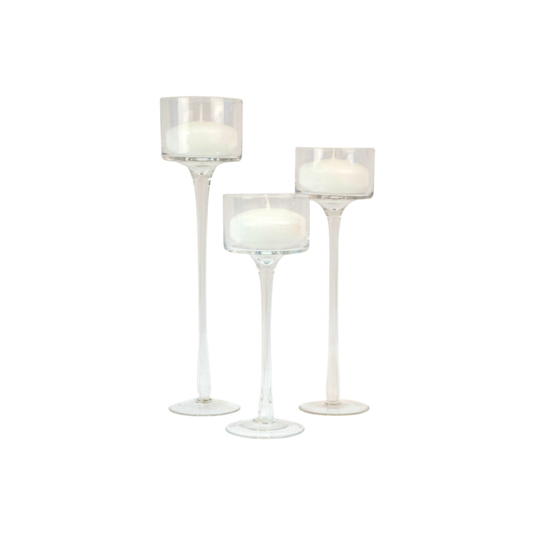 Tiered Glass Candle Holders Cheaper Than Retail Price Buy Clothing Accessories And Lifestyle Products For Women Men