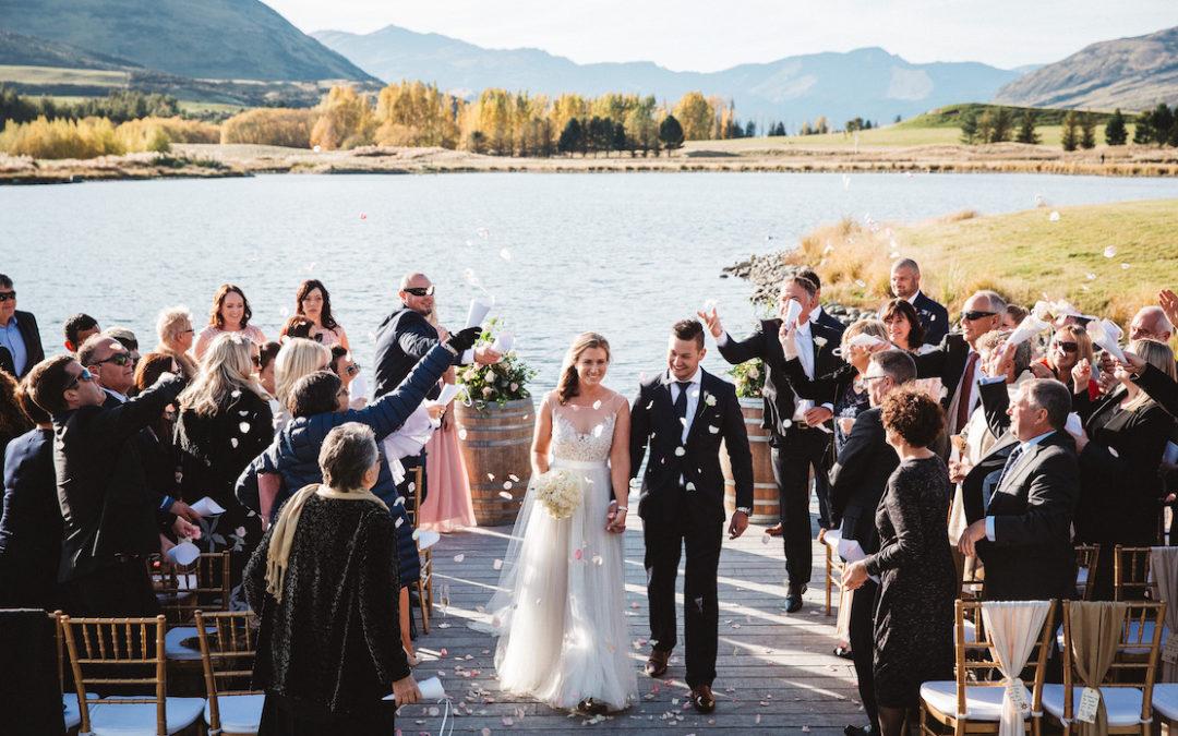Sarah + Jandre's Jacks Point Wedding