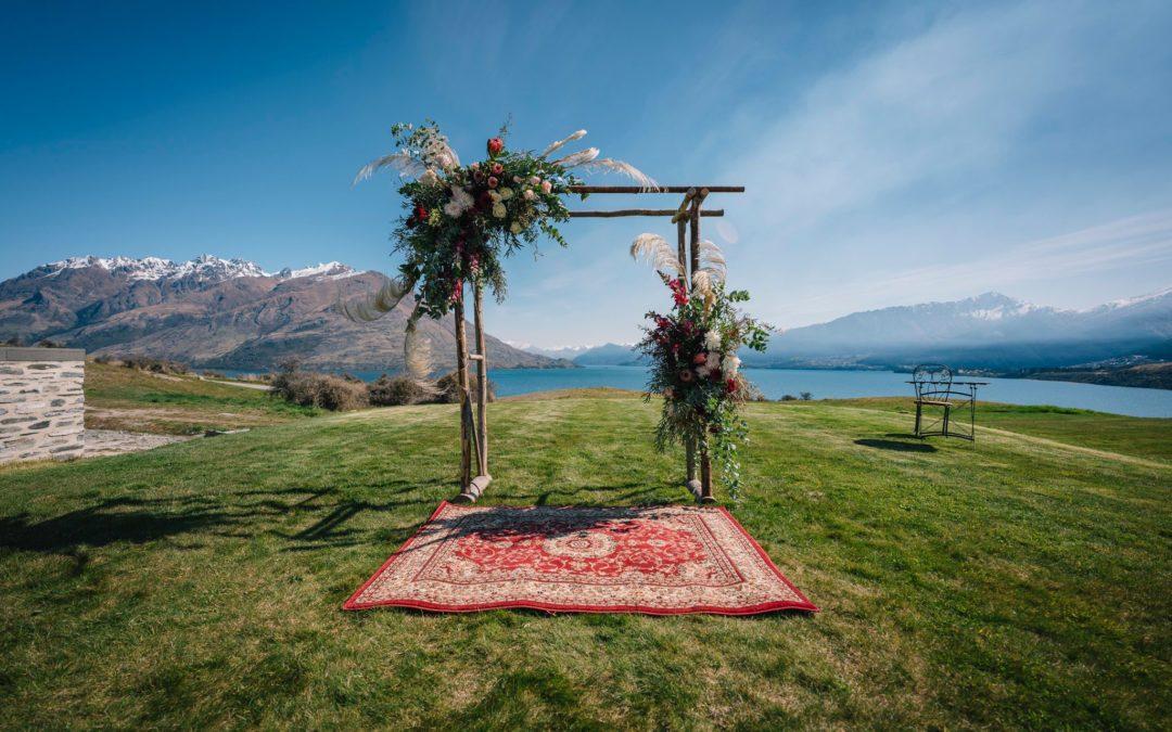Emma & Brett's Jacks Point Wedding
